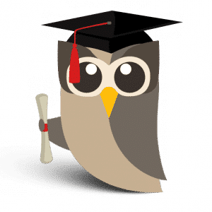 HootSuite University Owl