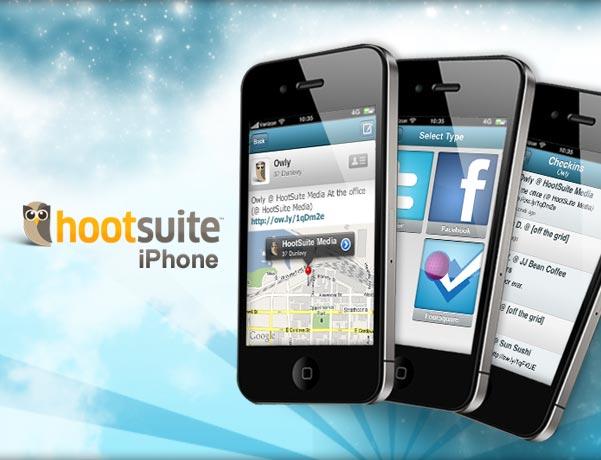 foursquare for iphone