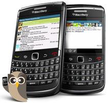 blackberry hootsuite
