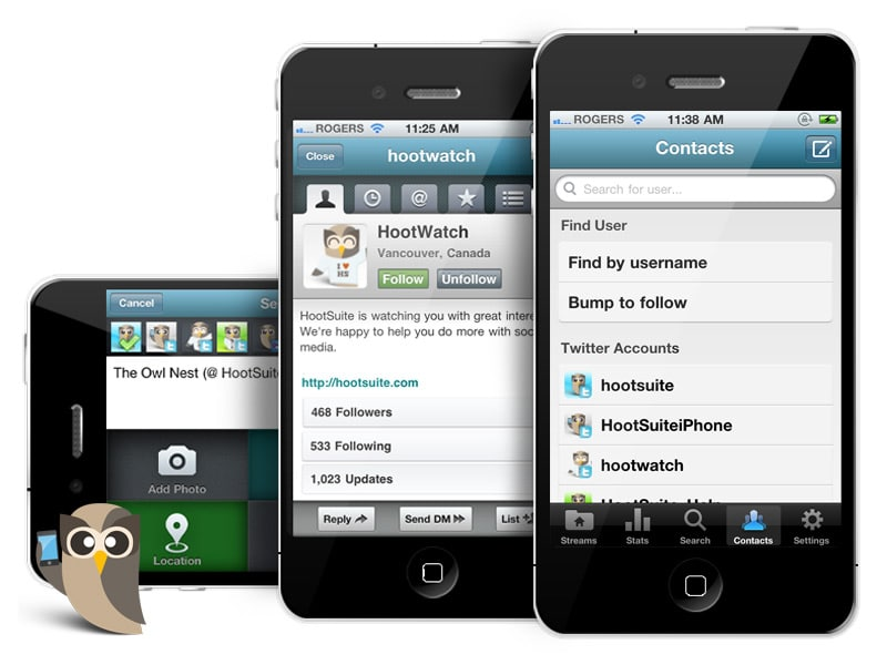 HootSuite for iPhone -- Now even Friendlier