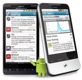 HootSuite for Android