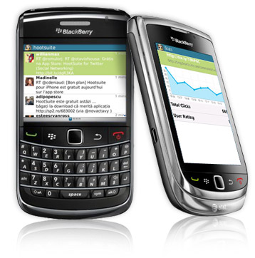 HootSuite for Blackberry