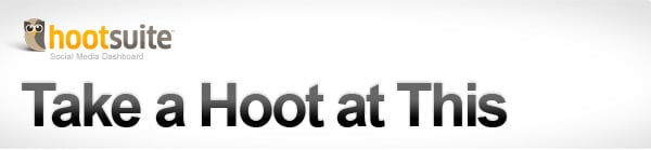 HootSuite reveals iPad App