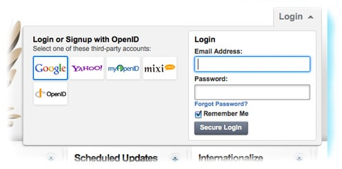 HootSuite with OpenID