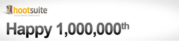 1 Million HootSuite Users
