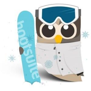 Winter in HootSuite