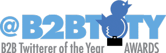 business to business twitterer of the year award