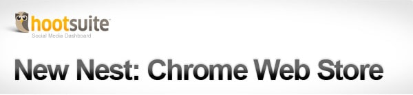 HootSuite and Google Chrome