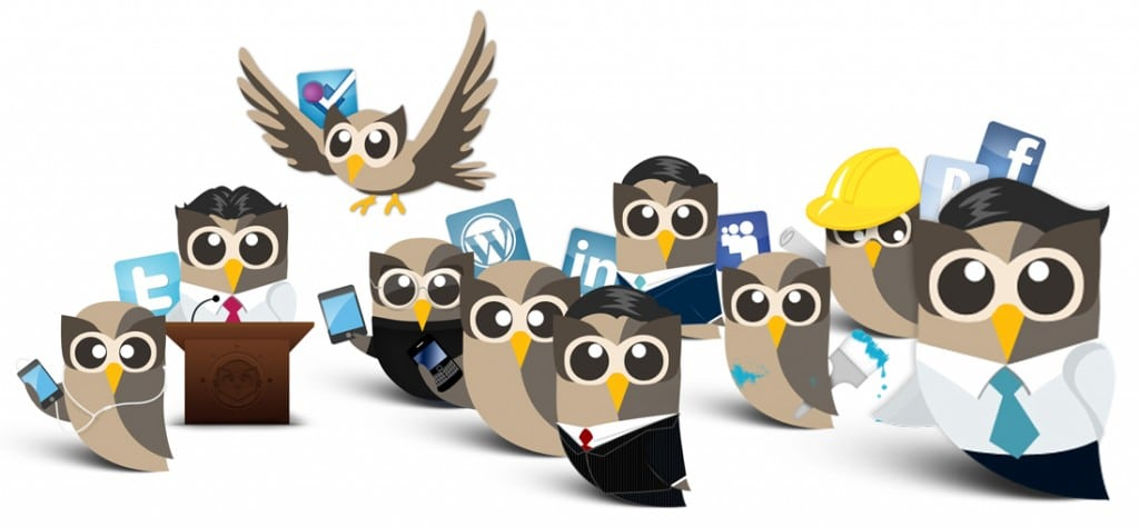 The many owls of HootSuite