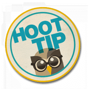 Hoot Tip of the Day