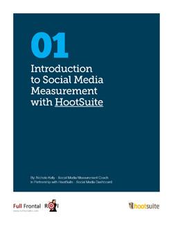 Social Media Measurement ROI White Paper