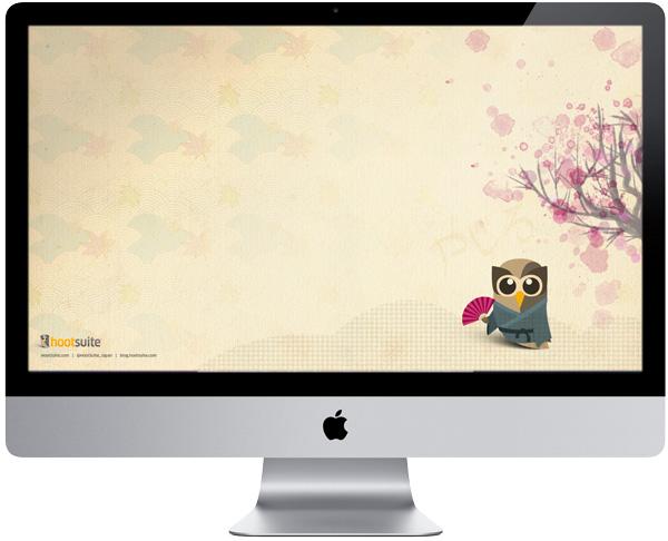 HootSuit Japan Wallpaper