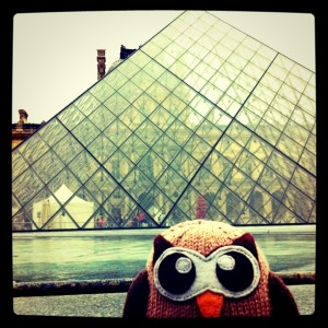 Louvre, Owly, Paris, France