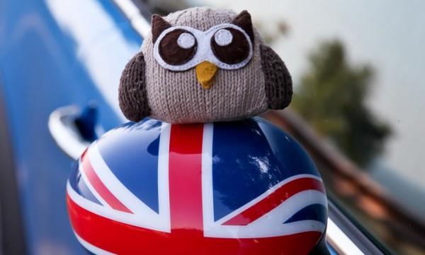 Owly on a Mini