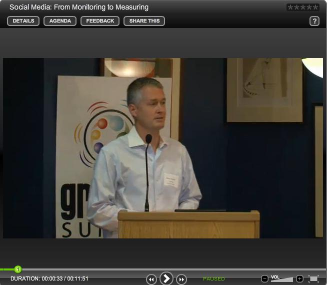 HootSuite CRO Gravity Summit