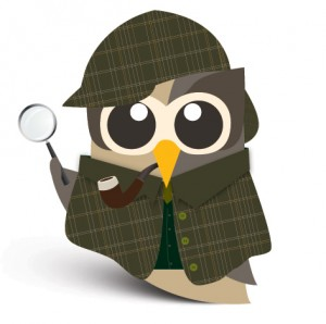 Sherlock Holmes Owly