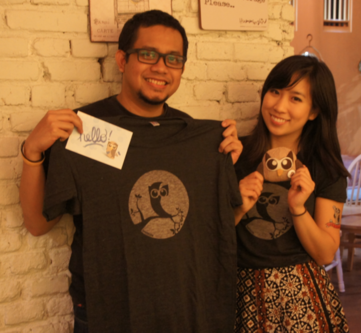 HootSuite fans at HootUp Jakarta