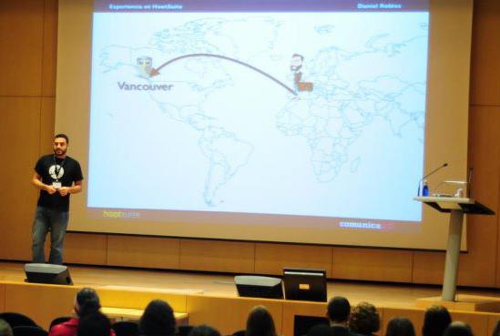 Daniel Robles at Webcongress