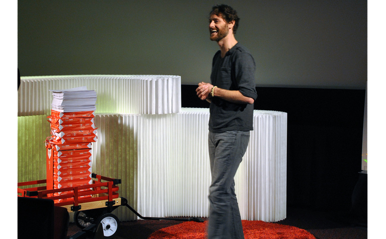 Ryan Holmes TedxSFU