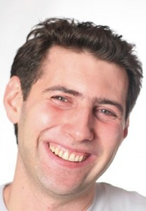 Adam Metz headshot