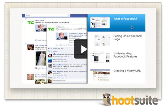 HootSuite University Courseware Playlist
