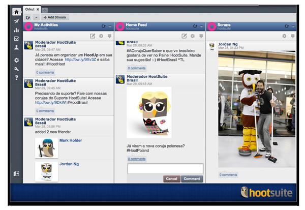 Orkut Small Screenshot 2