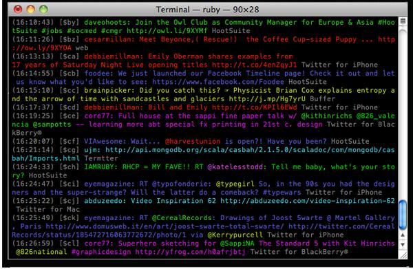 Command Line Screenshot 1