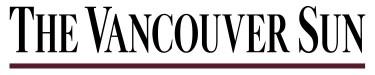 The Vancouver Sun Logo