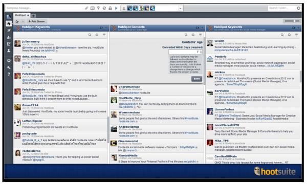 HubSpot Integration Screenshot 3