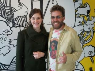 Dave Olson and Kira M Newman