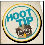 #HootTip