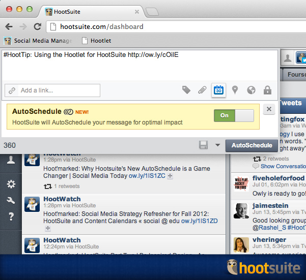 AutoSchedule Screenshot 1 Small