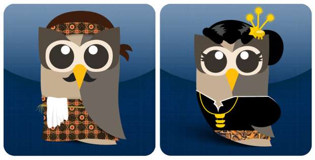 Official Owly for Indonesia!