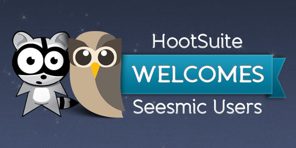 HootSuite Welcomes Seesmic