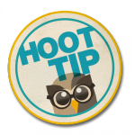 HootTip Icon