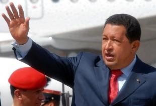 Hugo Chavez in Guatemala by Flickr www_ukberri_net