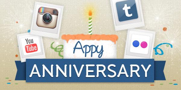 Appy Anniversary