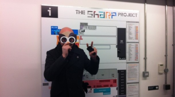 HootSuite visits the Sharp Project