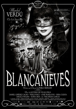 Blancanieves film walked away with a majority of the Goya Awards this year