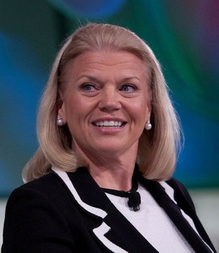 Virginia  Rometty, IBM