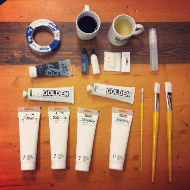 Daina Lightfoot paintandbrushes