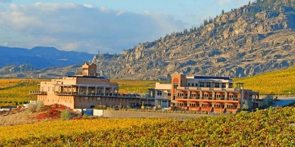 Photo Courtesy of the Burrowing Owl Winery