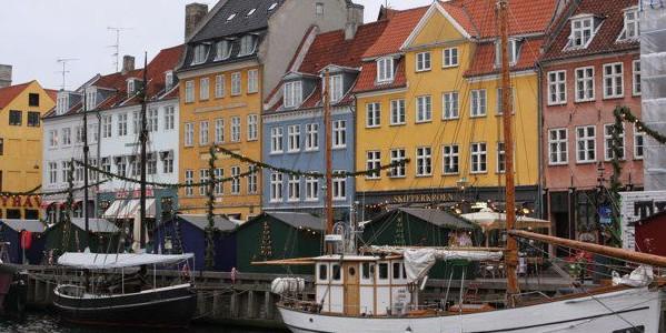 Copenhagen harbour, photo courtesy of Kevin Reid