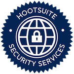 Security Services Badge 150