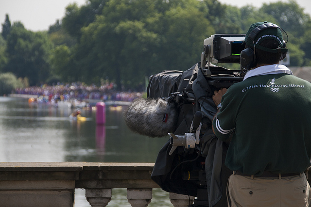 olympic broadcast