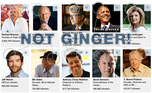 Conan Not Ginger