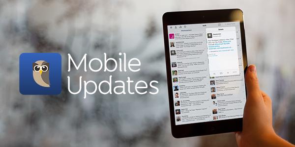 Mobile-Updates
