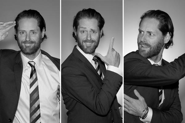 Ryan Holmes Funny Faces