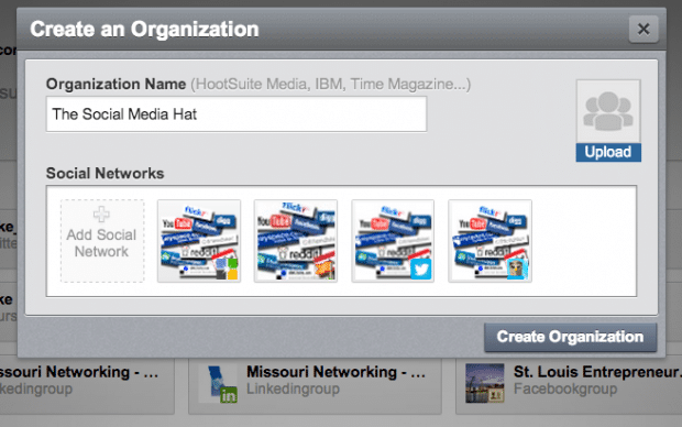 HootSuite-Create-Organization
