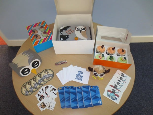 hootsuite uk swag